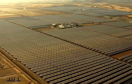 Elektrownia słoneczna w Oujda, Maroko